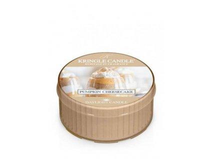 Kringle Candle Vonná Svíčka Pumpkin Cheesecake, 35 g