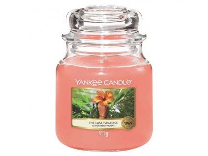 Yankee Candle Vonná Svíčka The Last Paradise classic střední, 411 g
