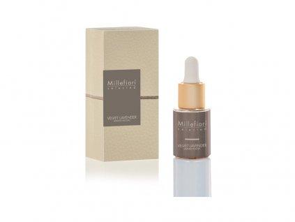 Millefiori Selected Velvet Lavender aroma olej 15 ml