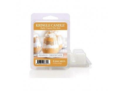wosk zapachowy pumpkin cheesecake kringle candle