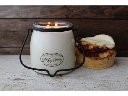 Milkhouse Candle svíčka Sticky Buns, 454 g