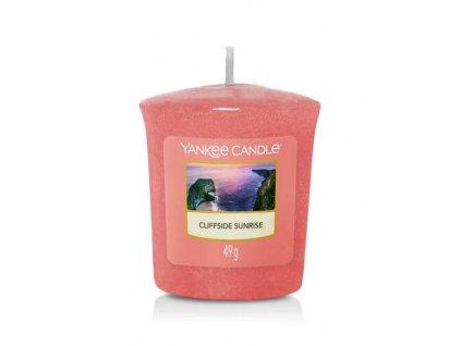 Yankee Candle Vonná Svíčka Votivní Cliffside Sunrise, 49 g