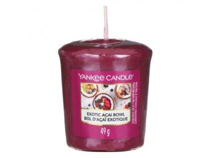 yankee candle 1630357e exotic acai bowl sampler votive candle 1