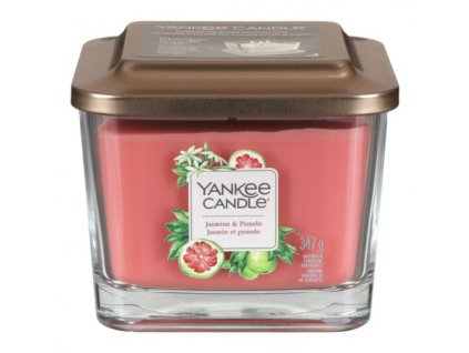 Yankee Candle Svíčka Elevation Jasmine & Pomelo střední, 347 g