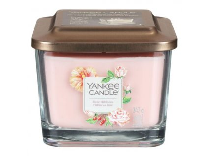 yankee candle 1630527e rose hibiscus med elevation candle 2