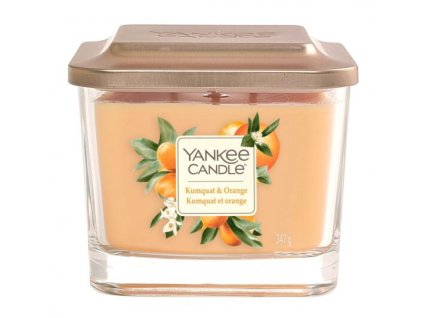 yankee candle 1628655e kumquat and orange medium elevation candle 1