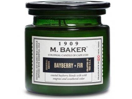pol pl Colonial Candle M Baker duza sojowa swieca zapachowa w sloju 14 oz 396 g Bayberry Fir 8621 3