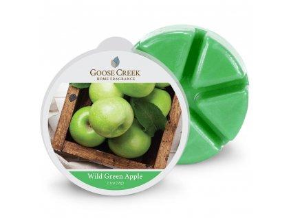 Wild Green Apple Wax Melt 1024x1024