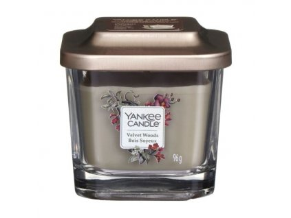 yankee candle 1591104e velvet woods small elevate candle 2