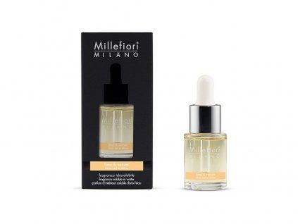 Millefiori Natural Lime & Vetiver aroma olej 15 ml