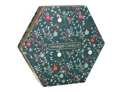 yankee candle 1631467e eighteen tealight and holder christmas gift set 01 1