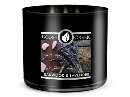 Teakwood Lavender Large 3 Wick Candle 1024x1024