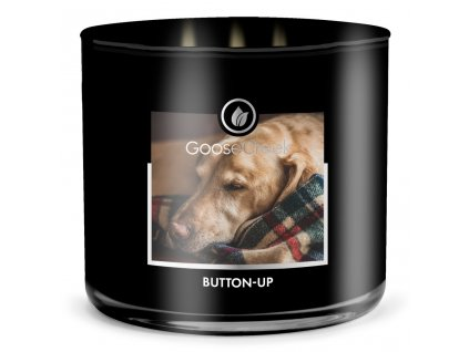 Button Up Large 3 Wick Candle 1024x1024