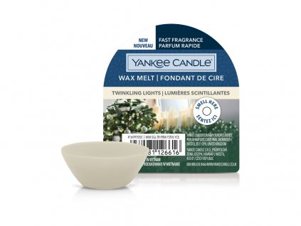 Yankee Candle - Twinkling Lights Vosk do aromalampy, 22 g