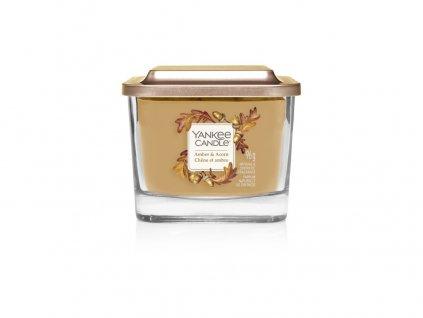 Yankee Candle Svíčka Elevation Amber & Acorn malá, 96 g