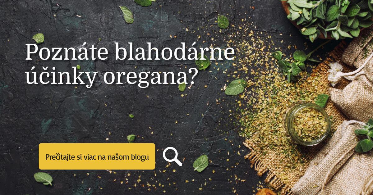Poznáte blahodárne účinky oregana?