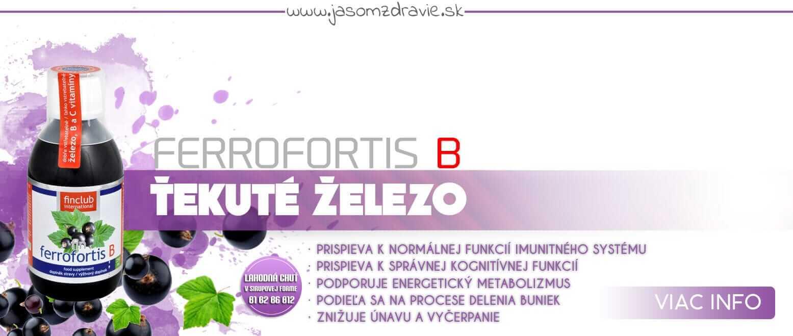 fin Ferrofortis B 250ml