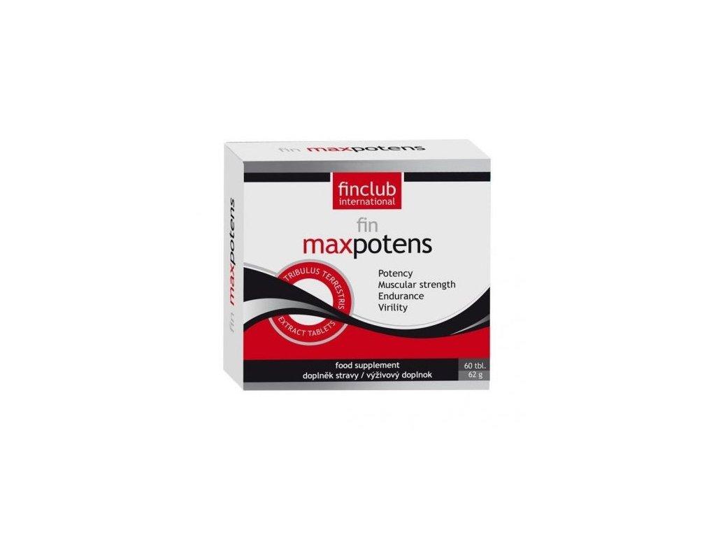 fin Maxpotens 60 tabliet