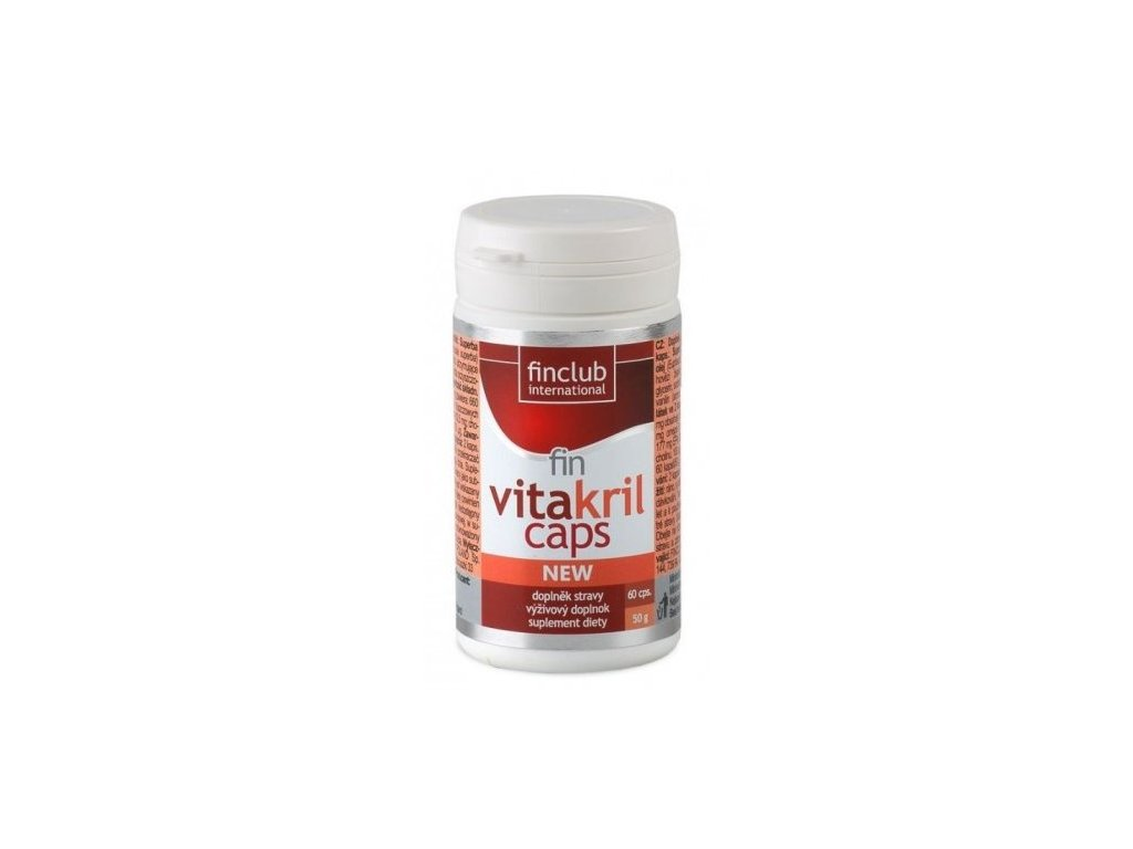 fin Vitakrilcaps 60 kapsúl
