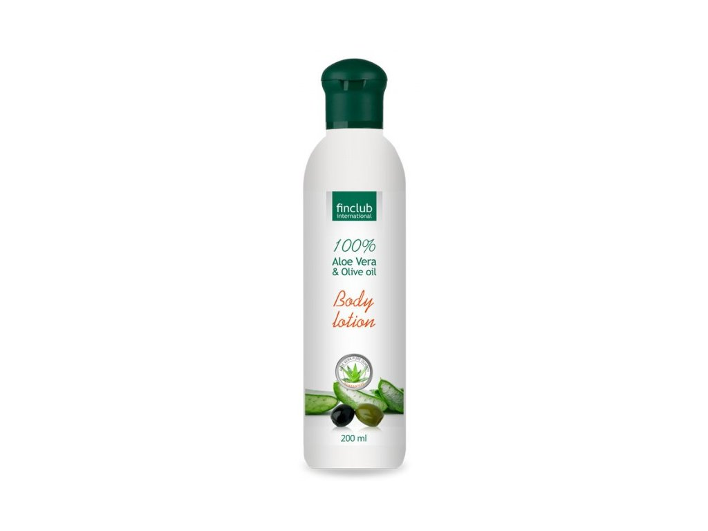 aloe vera body lotion original