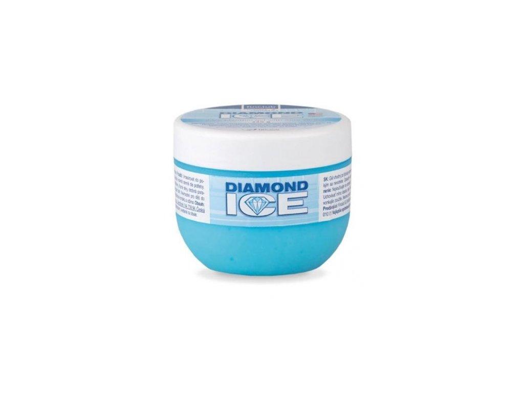 Masážny gél Diamond Ice 225g