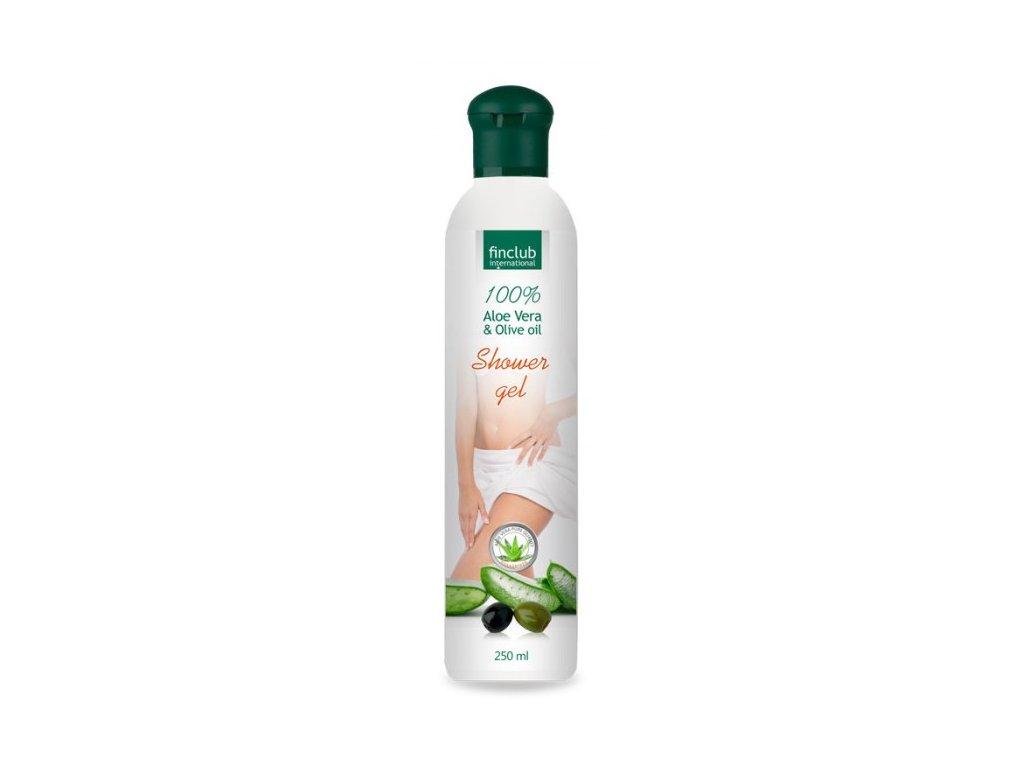 aloe vera shower gel original