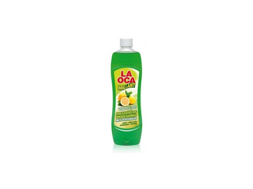 Leštiaci prípravok s vôňou citrusov 1000 ml