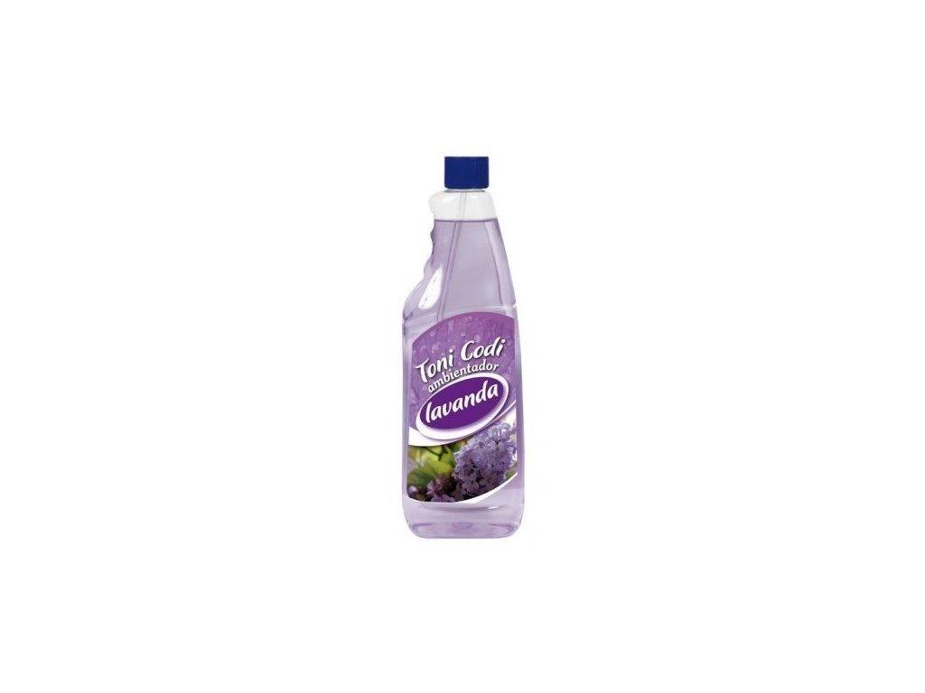 Osviežovač vzduchu s levanduľou (náplň) 750 ml