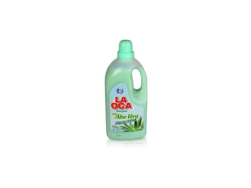 Prací gél s Aloe Vera 3000 ml