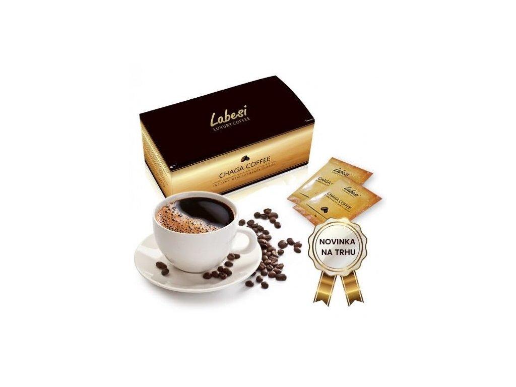 Labesi Chaga káva 30 sáčkov