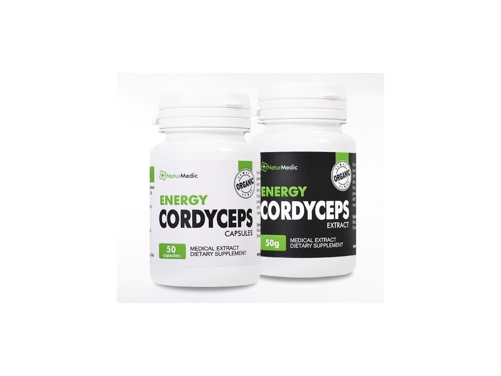 energy cordyceps