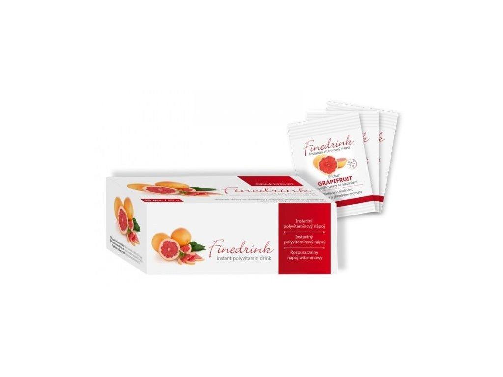 Finedrink Grapefruit New 0,2 l