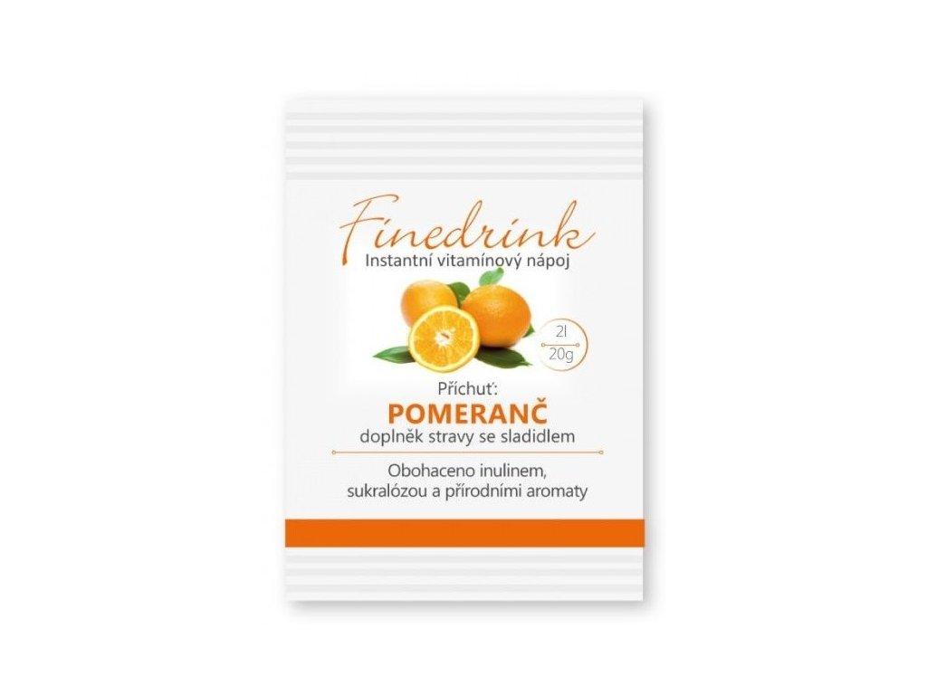 Finedrink Pomaranč New 2 l