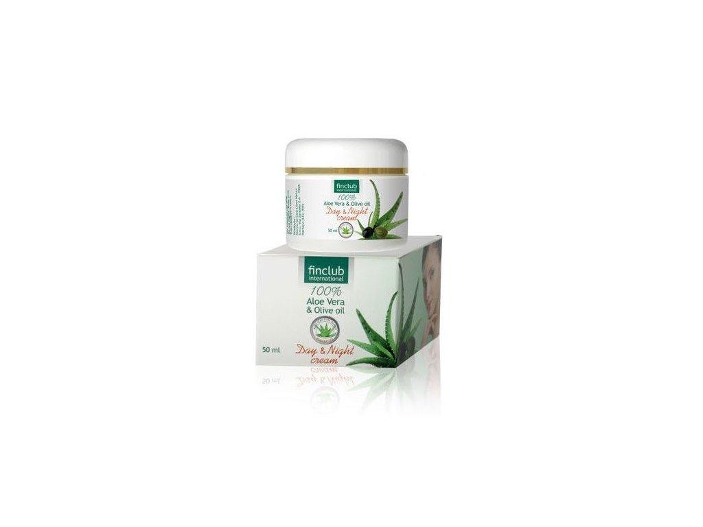 Aloe Vera denný a nočný krém 50 ml