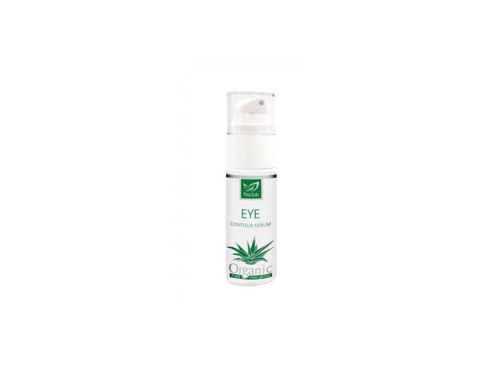 Aloe Vera EYE contour serum 30 ml