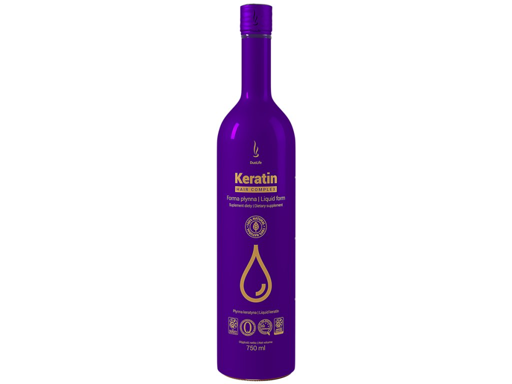 DuoLife Keratin Hair Complex 750ml