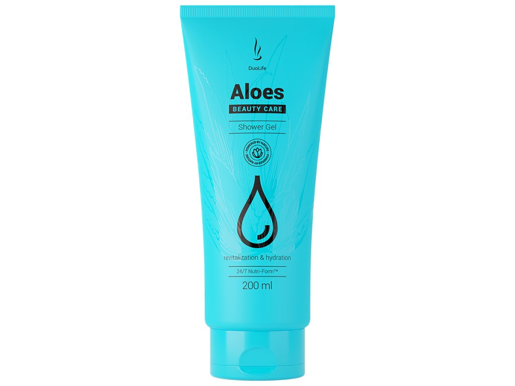 duolife aloes showergel