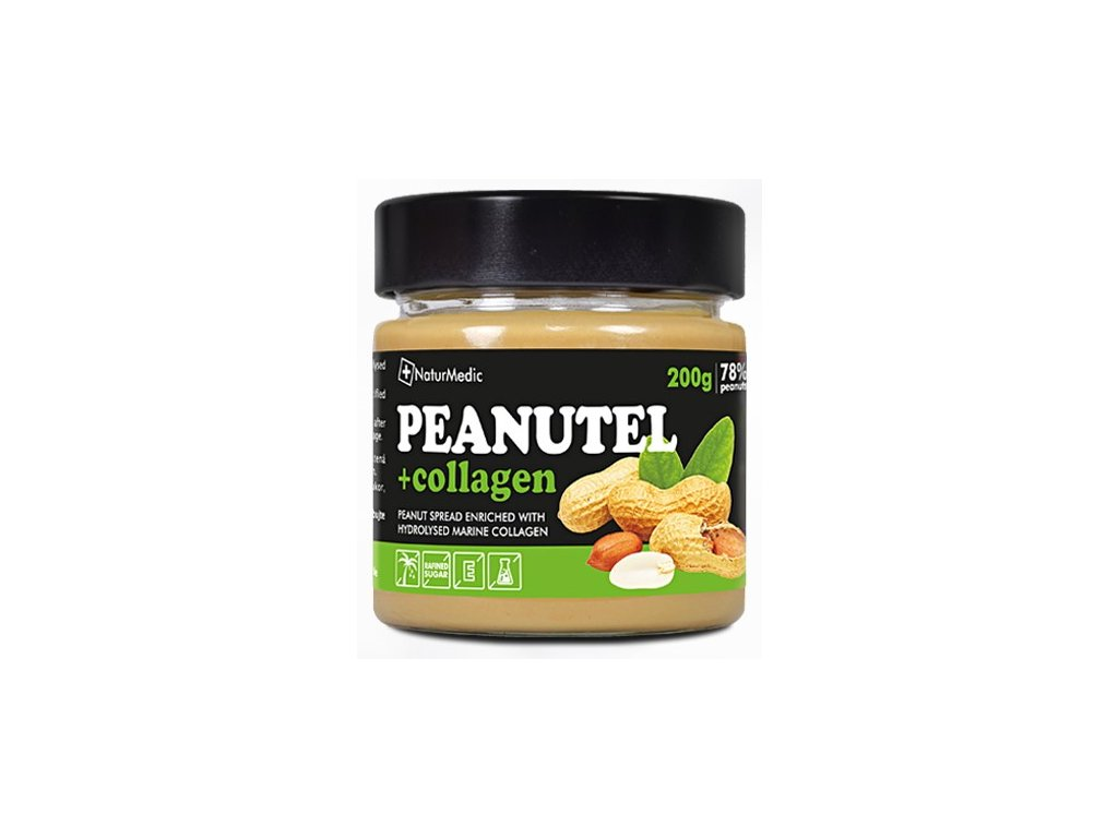 Peanutel orieskova natierka collagen
