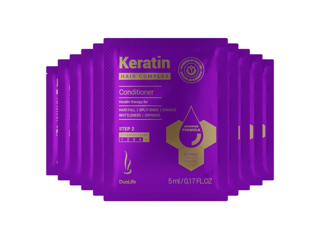duolife keratin kondicioner vzorka
