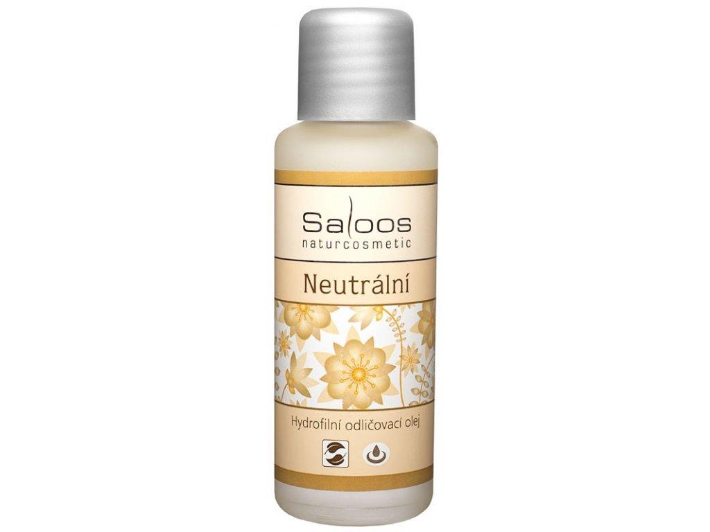 saloos neutralny odlicovaci olej 50ml