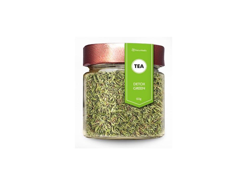 naturmedic caj green detox 60g
