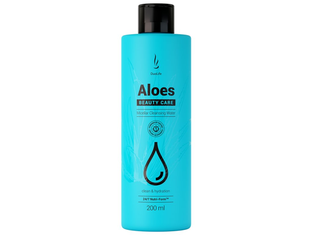 aloes beauty care micelarna voda 200ml