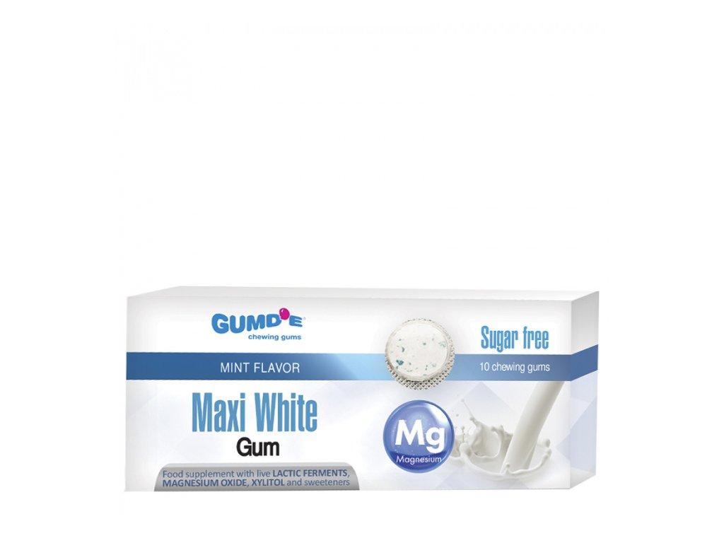 gum maxi white zuvacky