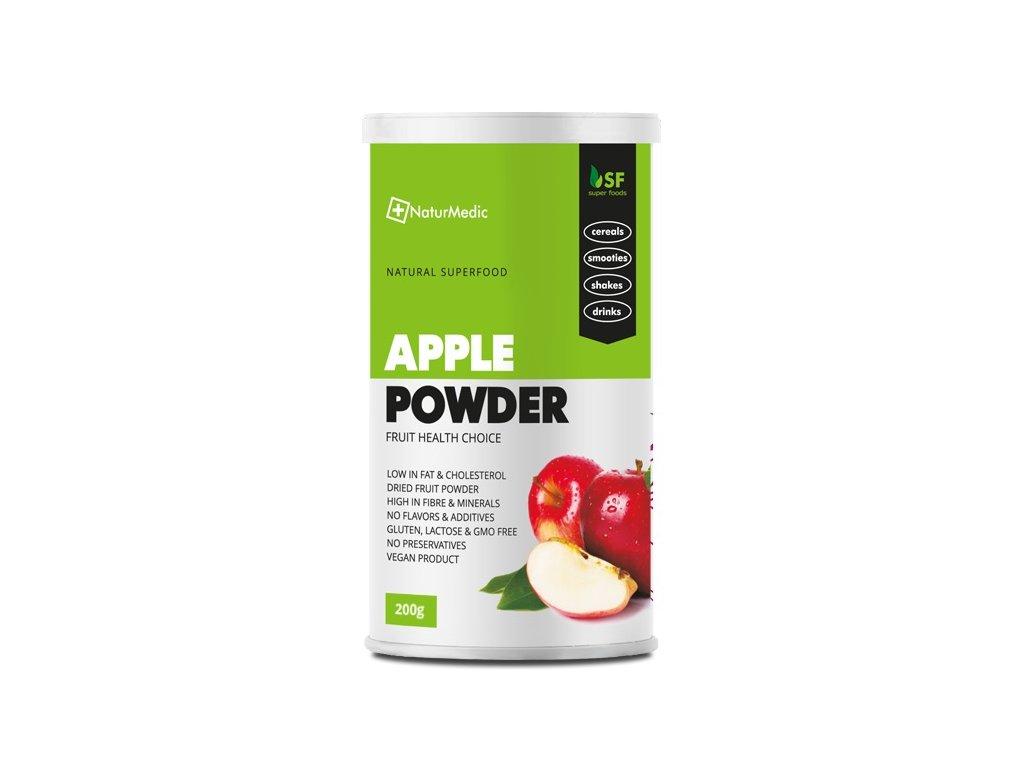 superpotravina jablko prasok 200g