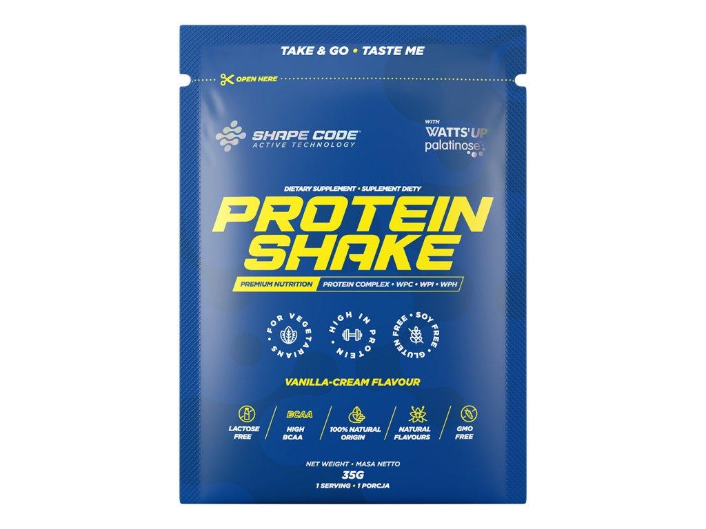 shape code protein shake 35g