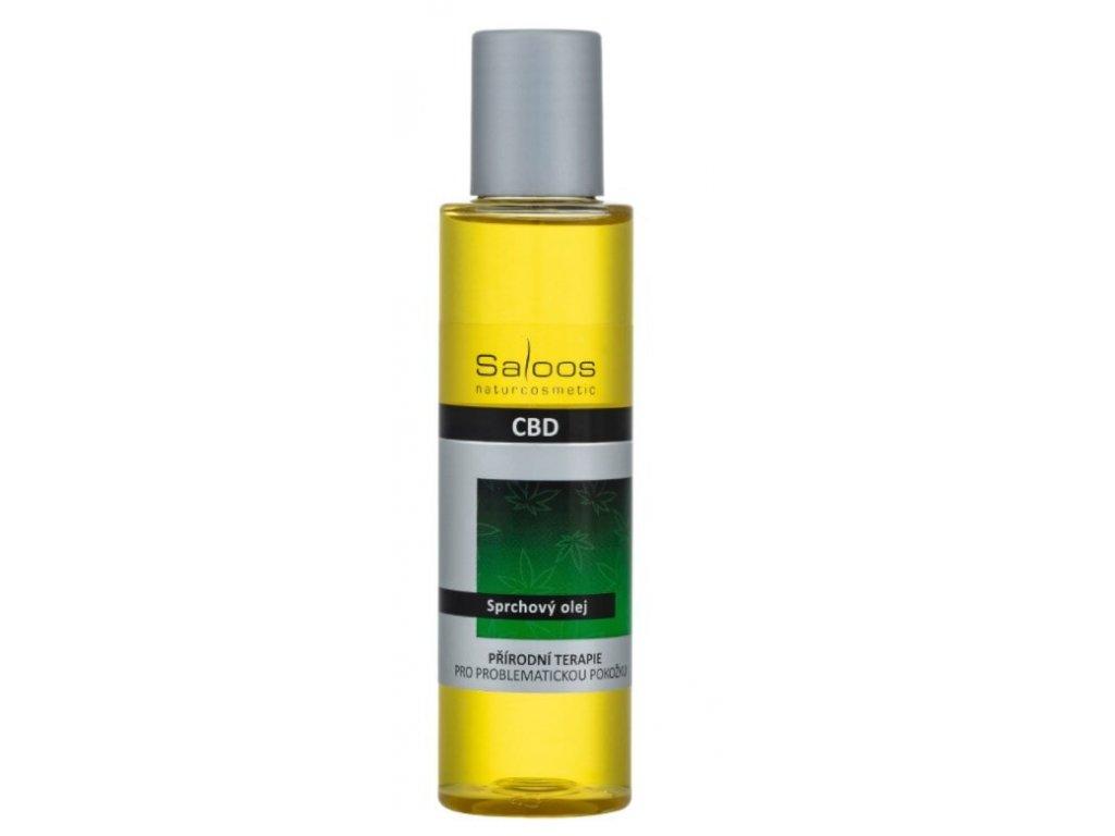 saloos cbd sprchovy olej 125 ml