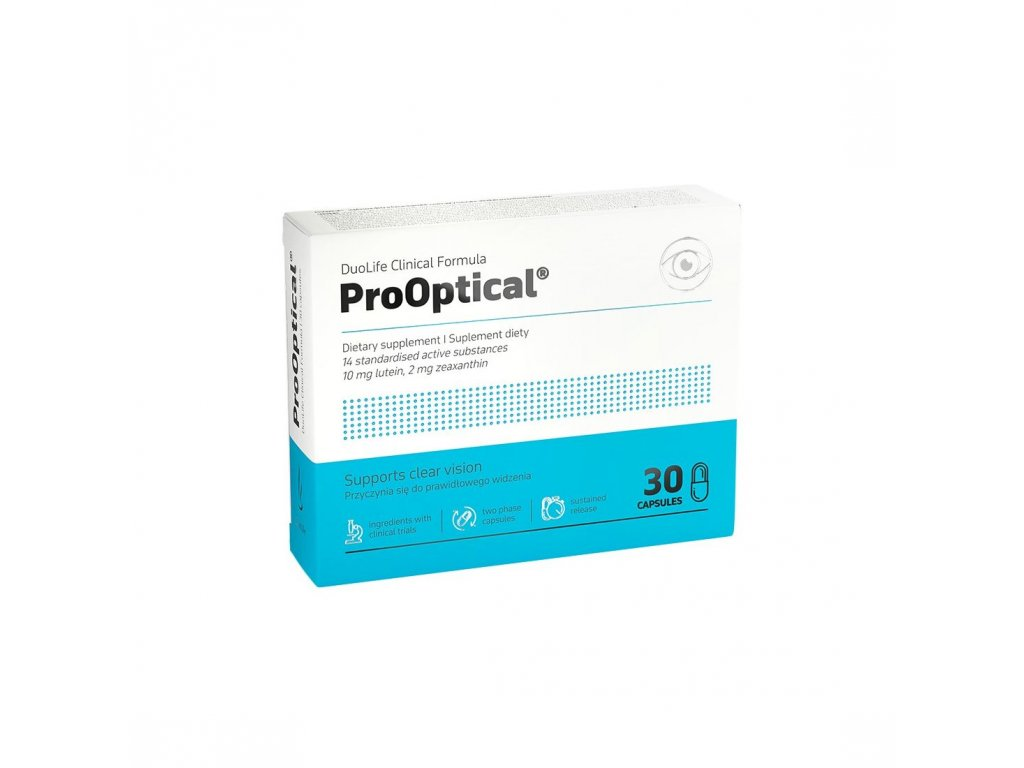 DuoLife Clinical Formula ProOptical 30 kapsúl