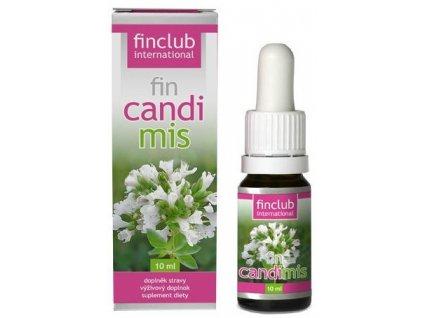 fin Candimis oreganový olej carvacrol 10ml
