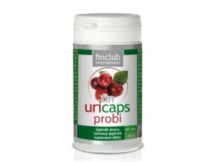 fin Uricaps Probi 60 kapsúl