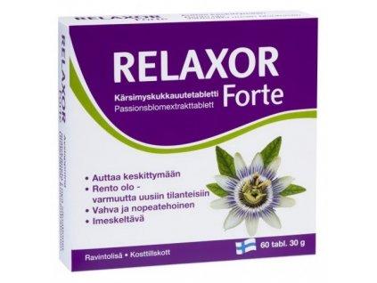 Relaxor Forte 60 tabliet